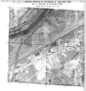 Page 6 - 12 - 3 - Walker and Wyoming Townships, Grand Rapids and Wyoming and Walker, Sec. 3 - Aerial Index Map, Kent County 1960 Vol 2