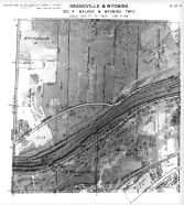 Page 6 - 12 - 4 - Walker and Wyoming Townships, Grandville and Wyoming, Sec. 4 - Aerial Map, Kent County 1960 Vol 2