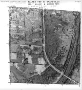 Page 6 - 12 - 7 - Walker and Wyoming Townships, Walker and Grandville, Sec. 7 - Aerial Map, Kent County 1960 Vol 2