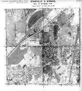 Page 6 - 12 - 9 - Wyoming Township, Grandville and Wyoming, Sec. 9 - Aerial Index Map, Kent County 1960 Vol 2