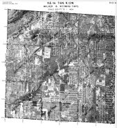 Page 6 - 12 - A - Walker and Wyoming Townships - Aerial Index Map, Kent County 1960 Vol 2