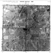 Page 7 - 11 - 11 - Grand Rapids Township, Sec. 11 - Aerial Index Township, Kent County 1960 Vol 2