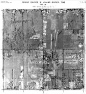 Page 7 - 11 - 15 - Grand Rapids Township, Sec. 15 - Aerial Index Map, Kent County 1960 Vol 2