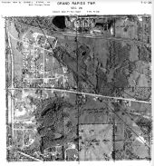 Page 7 - 11 - 26D - Grand Rapids Township, Sec 26 - Aerial Index Map, Kent County 1960 Vol 2