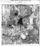 Page 7 - 11 - 5 - Grand Rapids and Grand Rapids Township, Sec. 5 - Aerial Index Map