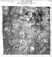 Page 7 - 11 - B - Walker and Grand Rapids Township - Aerial Index Map, Kent County 1960 Vol 2