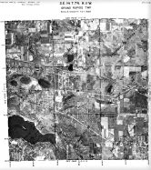 Page 7 - 11 - D - Grand Rapids Township - Aerial Index Map, Kent County 1960 Vol 2
