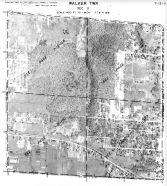 Page 7 - 12 - 11 - Walker Township, Sec. 11 - Aerial Index Map, Kent County 1960 Vol 2