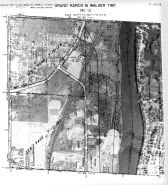 Page 7 - 12 - 12 - Grand Rapids and Walker Township, Sec. 12 - Aerial Index Map, Kent County 1960 Vol 2