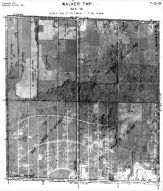 Page 7 - 12 - 19 - Walker Township, Sec. 19 - Aerial Index Map, Kent County 1960 Vol 2