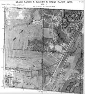 Page 7 - 12 - 1 - Grand Rapids and Walker and Grand Rapids Townships, Sec. 1 - Aerial Index Map, Kent County 1960 Vol 2