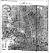 Page 7 - 12 - 33 - Walker Township, Sec. 33 - Aerial Map, Kent County 1960 Vol 2