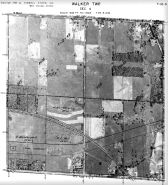 Page 7 - 12 - 4 - Walker Township, Sec. 4 - Aerial Index Map, Kent County 1960 Vol 2