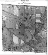 Page 7 - 12 - 6 - Walker Township, Sec.6 - Aerial Map, Kent County 1960 Vol 2