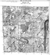Page 7 - 12 - A - Walker Township - Aerial Index Map, Kent County 1960 Vol 2