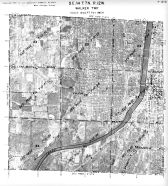 Page 7 - 12 - D - Walker Township - Aerial Index Map, Kent County 1960 Vol 2