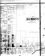 Almont - Above Middle, Lapeer County 1874