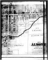 Almont - Below Middle, Lapeer County 1874