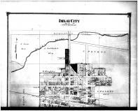 Imlay City - Above, Lapeer County 1874