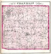 Franklin Township, Lenawee County 1874