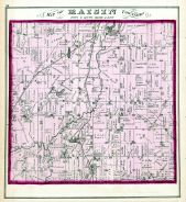Raisin Township, Lenawee County 1874
