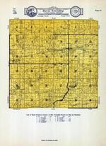 Dover Township, Cadmus, Clayton, Stoney Creek, Lenawee County 1928