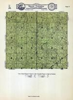 Macon Township, Lenawee County 1928