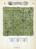 Madison Township, Adrian, Sand Creek, Lenawee County 1928