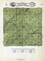 Raisin Township, Holloway, Valleyville, Sutton Station, Lenawee County 1928