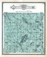 Genoa Township, Livingston County 1915