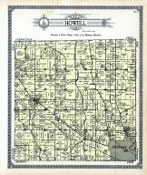 Howell Township, Livingston County 1915