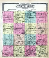 Outline Map, Livingston County 1915