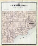 Chesterfield Township, New Baltimore, Anchor Bay, Milton, Macomb County 1895