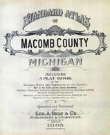 Title Page, Macomb County 1895