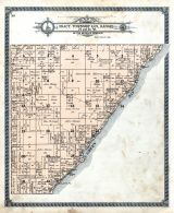 Township 33 N., Ranges 25 and 26 W. - Part, Green Bay, Ingallston, Menominee County 1912