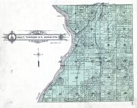 Township 34 N., Range 27 W., Wallace P.O., Ingalls, Menominee County 1912