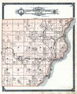 Township 35 N., Ranges 24 and 25 W. - Part, Cedar River P.O., Green Bay, Menominee County 1912