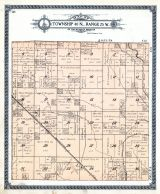 Township 40 N., Range 25 W., Chicago Northwestern R.R. Whitney, Ten Mile Creek, Dryads, Ford River, Menominee County 1912