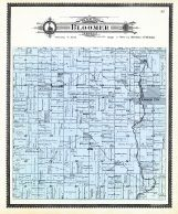 Bloomer Township, Montcalm County 1897