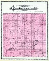 Bushnell Township, Montcalm County 1897