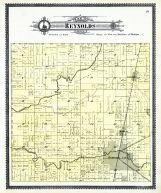 Reynolds Township, Montcalm County 1897
