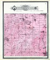 Sidney Township, Montcalm County 1897