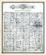 Bloomer Township, Montcalm County 1921