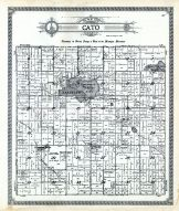 Cato Township, Montcalm County 1921