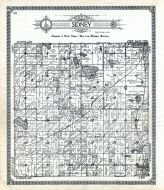 Sidney Township, Montcalm County 1921
