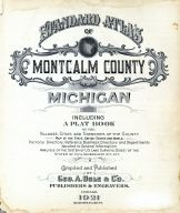 Montcalm County 1921