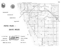 Norton Township, Muskegon Heights City, Mona Lake, Little Black Lake, Muskegon County 1959