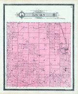 Lincoln Township, Newaygo County 1900