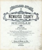 Title Page, Newaygo County 1900