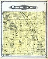 Bloomfield Michigan Map.Bloomfield Township Atlas Oakland County 1908 Michigan Historical Map